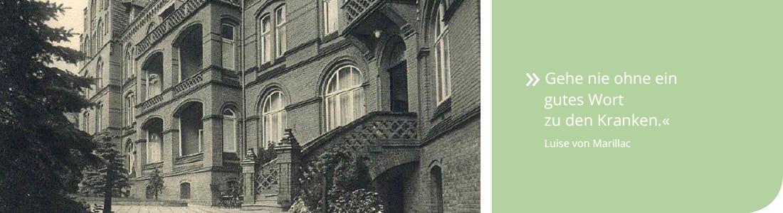 Aus der Geschichte des Elisabeth-Krankenhauses | Elisabeth